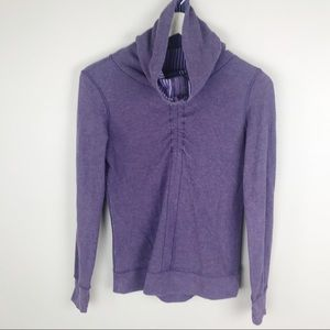 Lululemon In a Cinch Reversible Pullover Size Sm